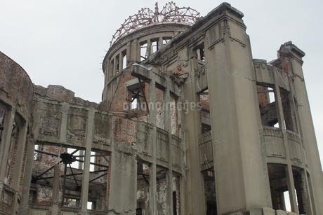 広島原爆ドームの写真素材 [FYI02982782]