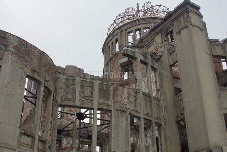広島原爆ドームの写真素材 [FYI02982783]