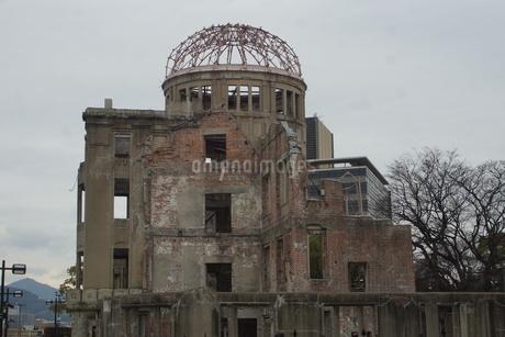 広島原爆ドームの写真素材 [FYI02982785]