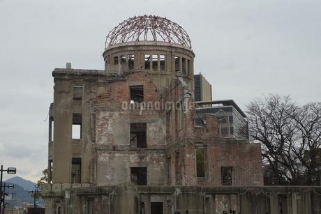 広島原爆ドームの写真素材 [FYI02982786]