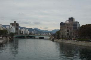 広島原爆ドームの写真素材 [FYI02982787]