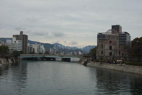 広島原爆ドームの写真素材 [FYI02982788]