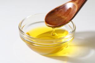 エゴマ油の写真素材 [FYI02982803]
