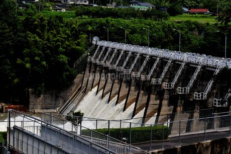 落合ダムの写真素材 [FYI02982826]