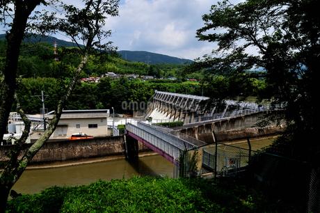 落合ダムの写真素材 [FYI02982827]