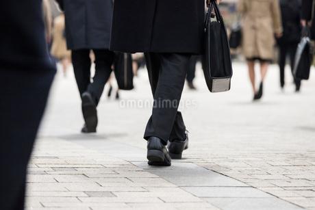 就活する大学生の後ろ姿の写真素材 [FYI02982886]
