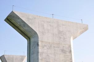 高速道路の建設の写真素材 [FYI02983169]