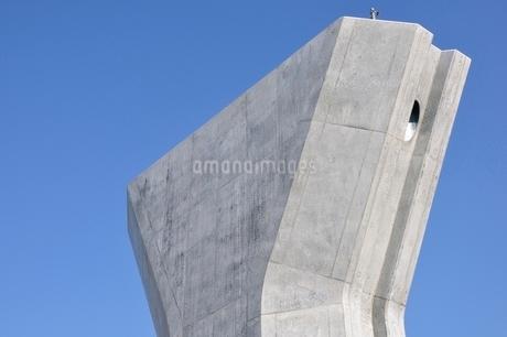 高速道路の建設の写真素材 [FYI02983173]