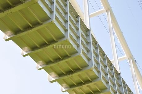 かながわの橋100選 相模川水路橋の写真素材 [FYI02983202]
