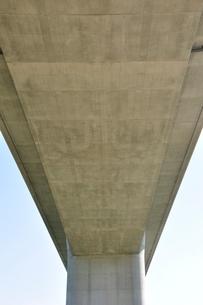 建設中の高速道路のインターチェンジの写真素材 [FYI02983207]