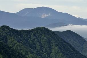 箱根山の遠望の写真素材 [FYI02983250]