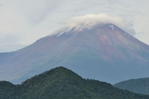 大室山からの富士山の写真素材 [FYI02983256]