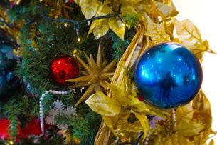 クリスマスの装飾の写真素材 [FYI02983435]