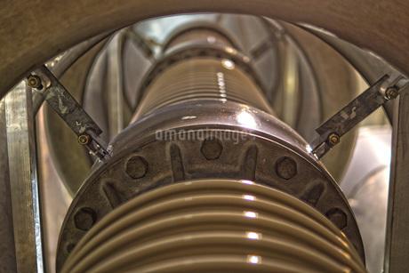 工場の配管イメージの写真素材 [FYI02983582]