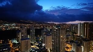Hawaii Blue Momentの写真素材 [FYI02983646]