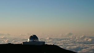 Observatoryの写真素材 [FYI02983693]