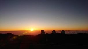 Mauna Keaの写真素材 [FYI02983695]