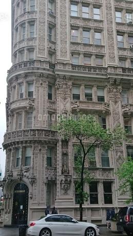 Building in Manhattanの写真素材 [FYI02983700]
