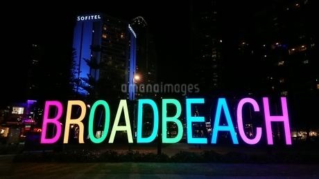 Broadbeachの写真素材 [FYI02983701]