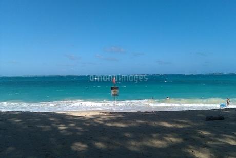 Blue seaの写真素材 [FYI02983713]
