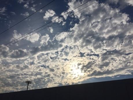Cloudの写真素材 [FYI02983724]