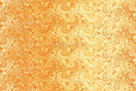 ガラス風 ゴールドのイラスト素材 [FYI02983760]