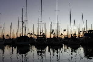 marinaの写真素材 [FYI02983857]