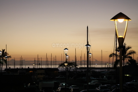 Lamp postの写真素材 [FYI02983860]