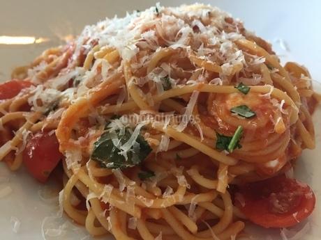 Tomato Pastaの写真素材 [FYI02983885]