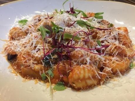 Tomato Pastaの写真素材 [FYI02983917]