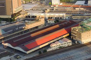 今はなき梅田貨物駅 大阪市北区の写真素材 [FYI02983995]