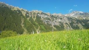 スイス ユングフラウ地方 ウェンゲン 8の写真素材 [FYI02984226]