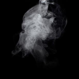 湯気素材の写真素材 [FYI02984265]