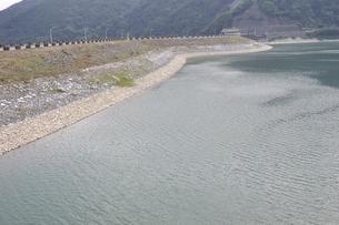 三保ダムの写真素材 [FYI02984559]