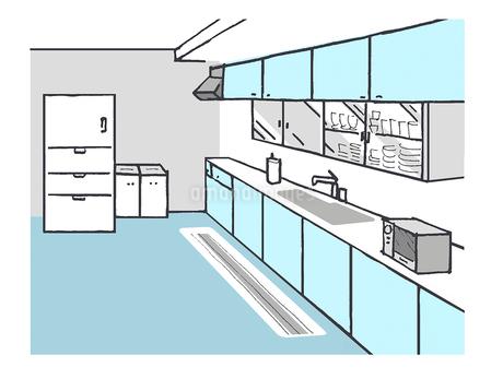 キッチン のイラスト素材 [FYI02984726]