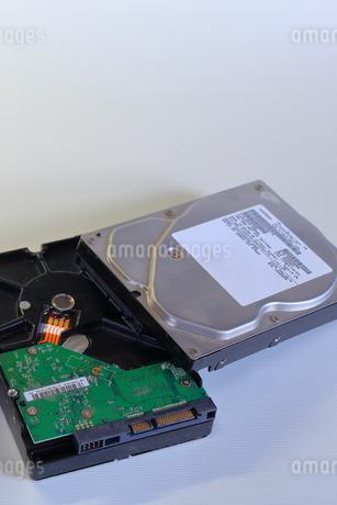ハードディスクの写真素材 [FYI02984858]
