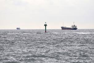 東京湾の写真素材 [FYI02984881]