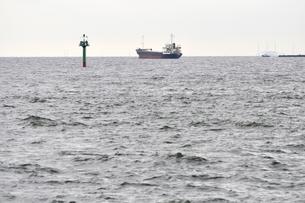 東京湾の写真素材 [FYI02984882]