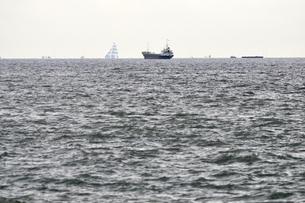 東京湾の写真素材 [FYI02984883]