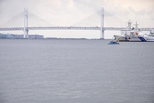 横浜ベイブリッジの写真素材 [FYI02984924]