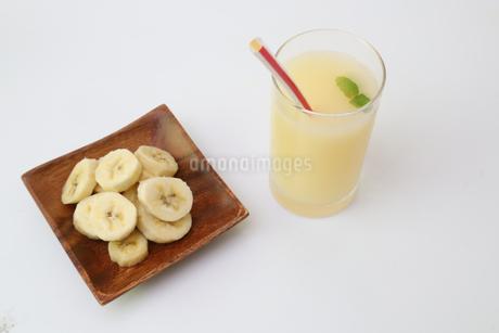 バナナジュースの写真素材 [FYI02984969]