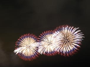 みなと神戸花火大会11の写真素材 [FYI02985426]