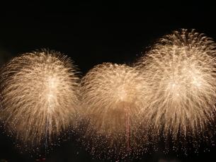 みなと神戸花火大会12の写真素材 [FYI02985427]