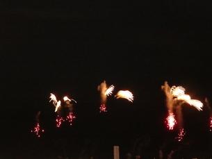 みなと神戸花火大会4の写真素材 [FYI02985432]