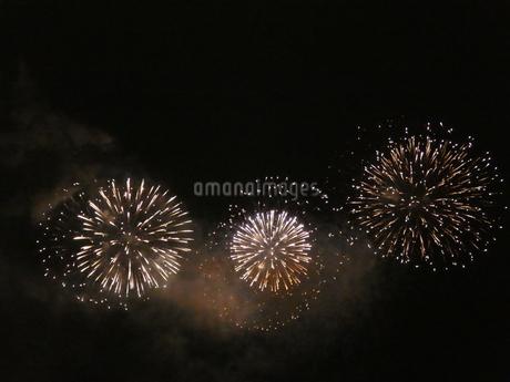 みなと神戸花火大会9の写真素材 [FYI02985437]