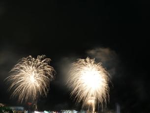 みなと神戸花火17の写真素材 [FYI02985443]