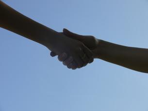 Hand Shakeの写真素材 [FYI02985808]