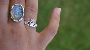 Ringの写真素材 [FYI02985941]