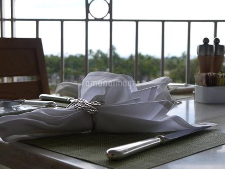 table settingの写真素材 [FYI02985957]