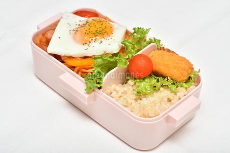 美味しいお弁当の写真素材 [FYI02986102]